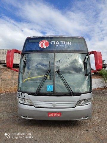 Ônibus Busscar 360 - Scania k-380 - Foto 4