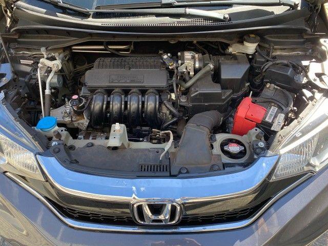 Honda Fit 2018  apenas:21187 km ,impecavel - Foto 10