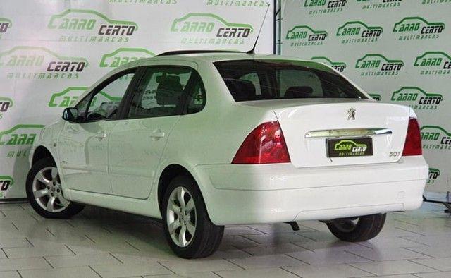 peugeot 307 sedan presence (pack) 1.6 c/ teto - Foto 9