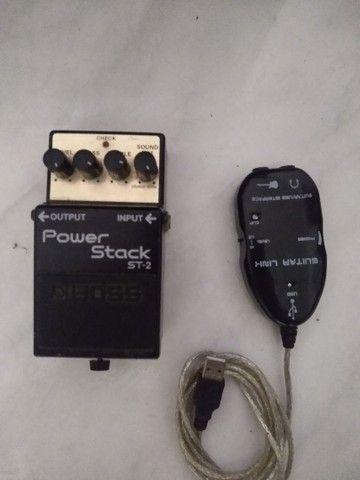 Caixa de som amplificadora Marshall Mg15series - Foto 2