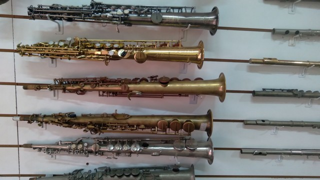 Consertos e venda de instrumentos de sopro - Foto 5