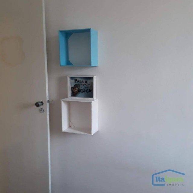 Apartamento com 3 dormitórios para alugar, 130 m² por R$ 1.800,00/mês - Pituba - Salvador/ - Foto 15
