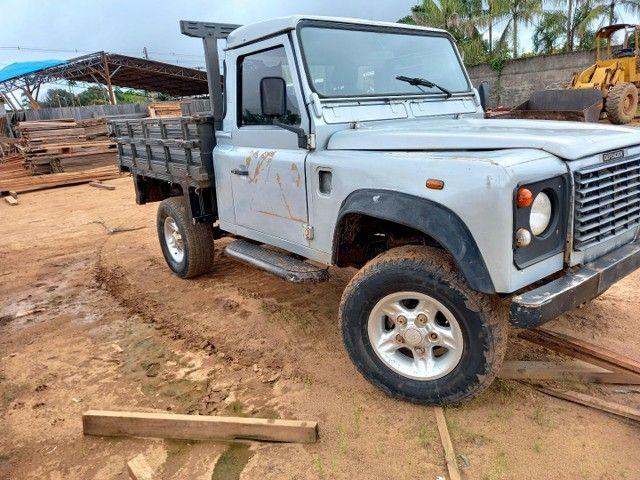 Land rover Defender 110 pick-up