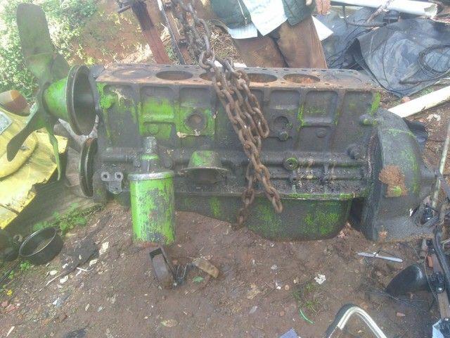 Bloco Chevrolet  da C10  6 cilindros vendo por peças ou o bloco inteiro - Foto 17