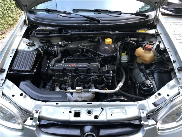 Chevrolet Classic 2008 1.0 mpfi spirit 8v flex 4p manual - Foto 8