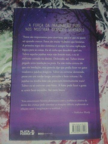 Livro de leitura:Crenshaw.  - Foto 2