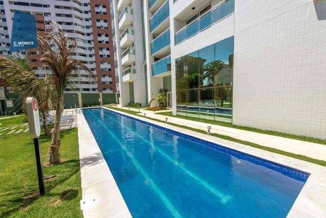 Apartamento Duplex com 3 dormitórios à venda, 172 m² por R$ 1.972.641,00 - Guararapes - Fo - Foto 14