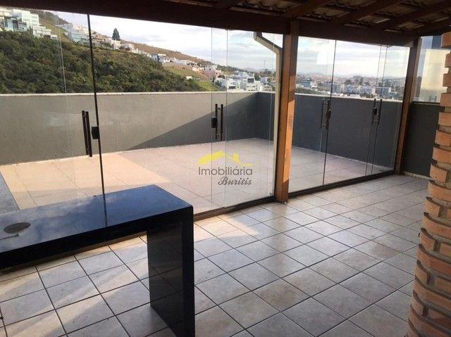 Cobertura à venda, 3 quartos, 1 suíte, 2 vagas, Buritis - Belo Horizonte/MG - Foto 18
