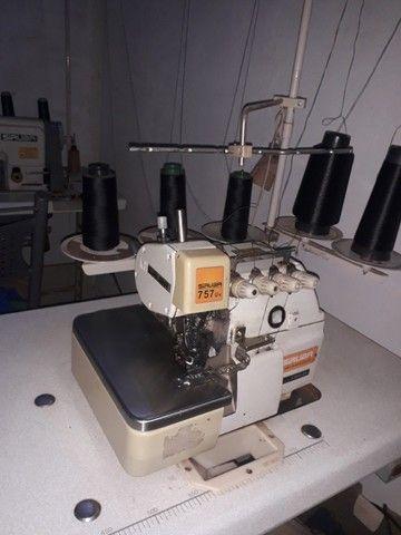 Máquina  interloque industrial  - Foto 4