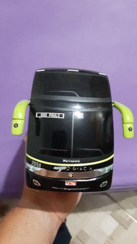 Miniatura de ônibus  - Foto 3