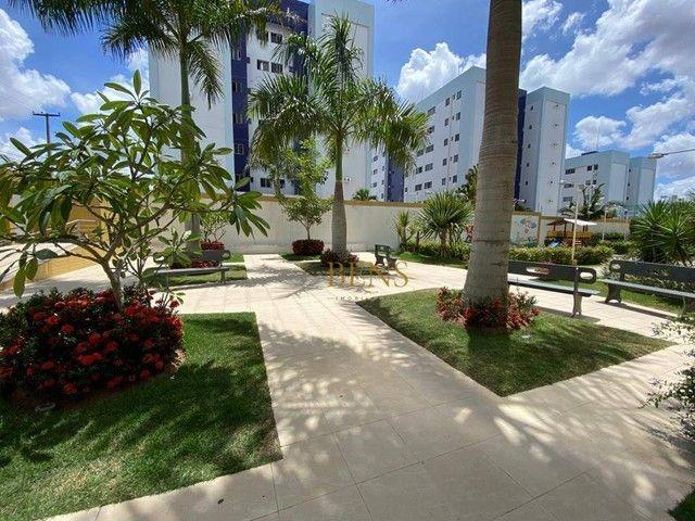 Apartamento com 3 dormitórios para alugar por R$ 850,00/mês - Sandra Cavalcante - Campina  - Foto 2