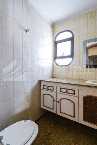 Vende-se ou aluga-se amplo apartamento em Moema pássaros - Foto 12