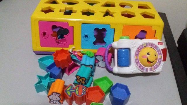 Brinquedos Fisher Price - Foto 4