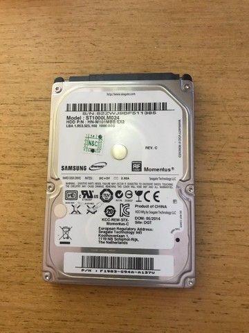 Hd Notebook 1TB Samsung