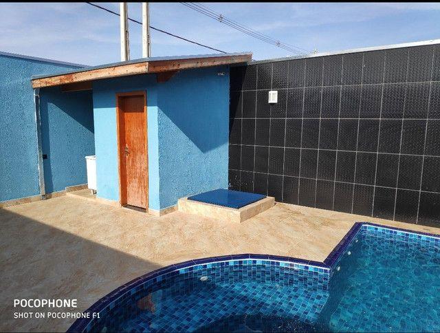 Casa com piscina para confraternização,churrasco, aniversário etc ... - Foto 4