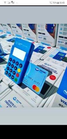 Maquineta Mercado Pago  Blue acende painel e a bateria dura mais  - Foto 3