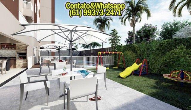 Apartamento para Comprar em Goiania, com 2 Quartos (1Suíte), Lazer Completo! Parcelamos! - Foto 8