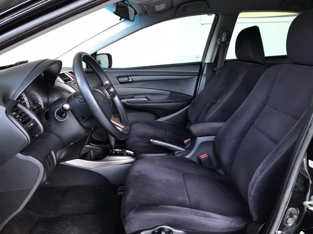 Honda CITY 1.5 LX 16V FLEX 4P AUT - Foto 7