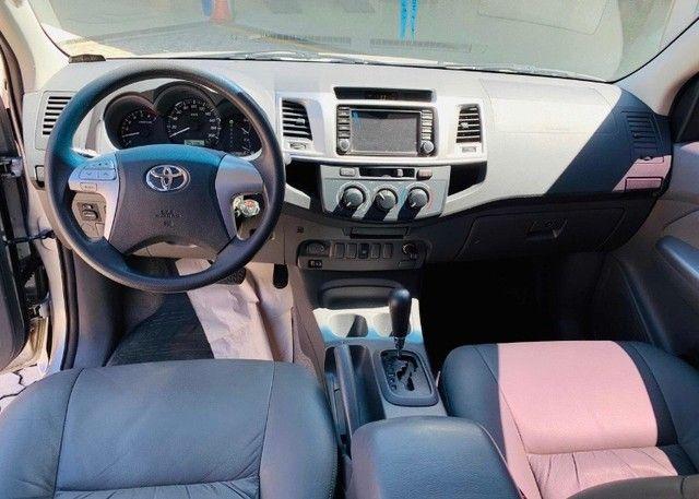 Toyota Hilux 2.7 Sr Cab. Dupla 4x2 Flex Aut. 4p - Foto 2