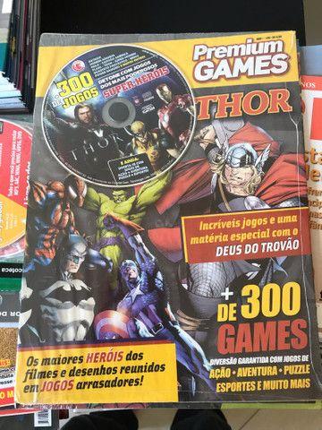 Revistas com cd antigas