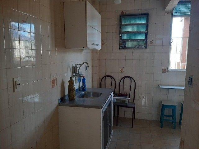 Lindo sala, 02 quartos 53 m² em condomínio fechado em Pilares - Foto 8