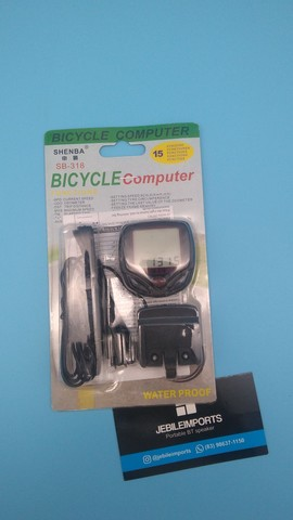 Velocímetro bike computador de bordo//entrega grátis pra toda João pessoa