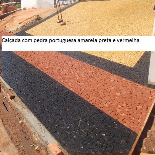 pedras para jardim em sorocaba:Venda de Pedra portuguesa para calçada erevestimento de parede direto