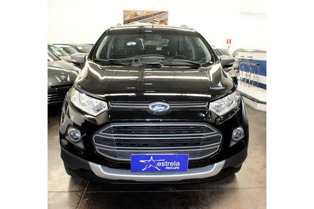 FORD ECOSPORT 2012/2013 1.6 FREESTYLE 16V FLEX 4P MANUAL