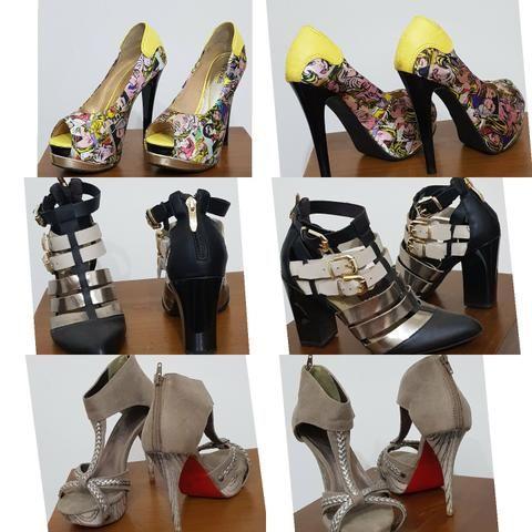 Desapegando de calçados