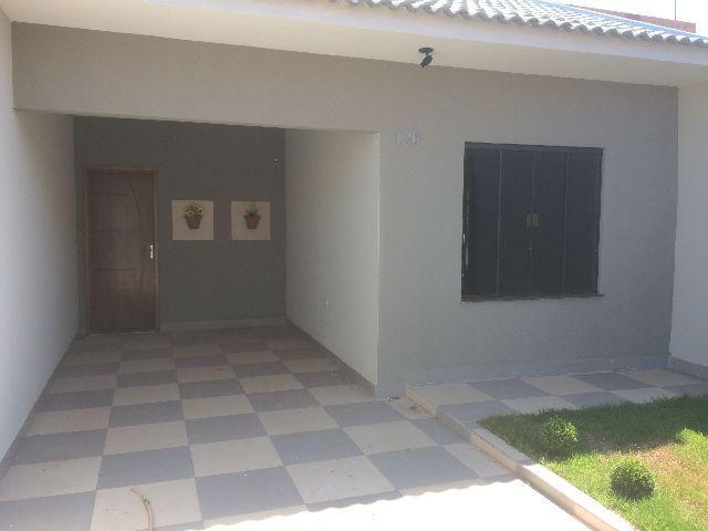 Casa pronta para financiar