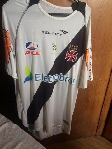 Camisa oficial Vasco 2011/2012