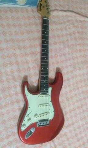 Guitarra canhota, aceito trocas