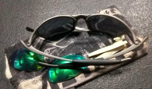 Oculos Oakley Juliet (até 3x) SEMI NOVA