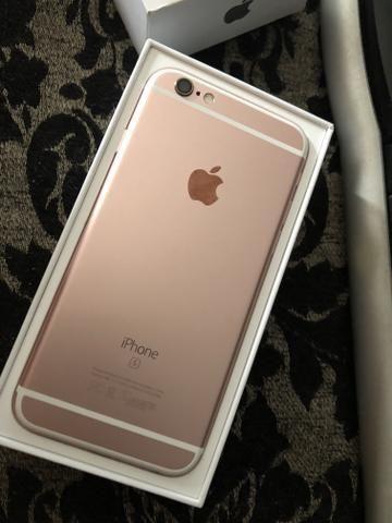 Vendo iPhone 6s 16gb Rose (seminovo)