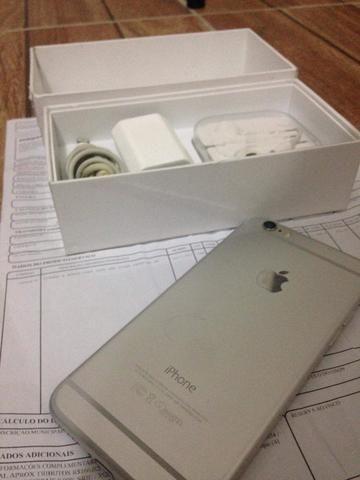 Iphone 6 Zero Com Nota Fiscal Entrego
