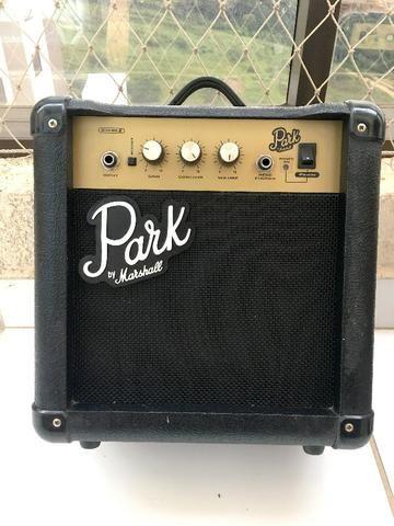 Cubo Amplificador Marshall Park G10 Para Guitarra - Distorção TOP