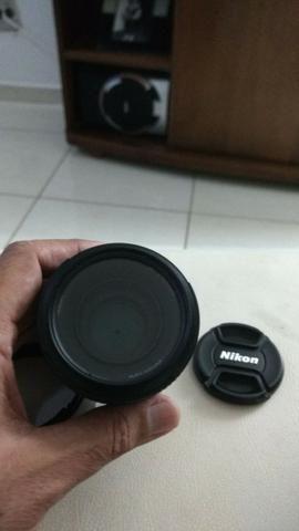 Lente 50mm 1.8 G Nikon
