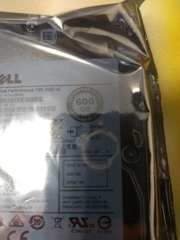 Hd Dell 600gb 15k Sas 12g 2,5 Vrtx St600mp0005 novo