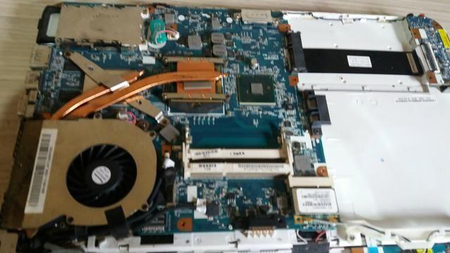 Processador i3 para notbook com cooler