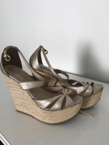 Sandália Sapato da corte