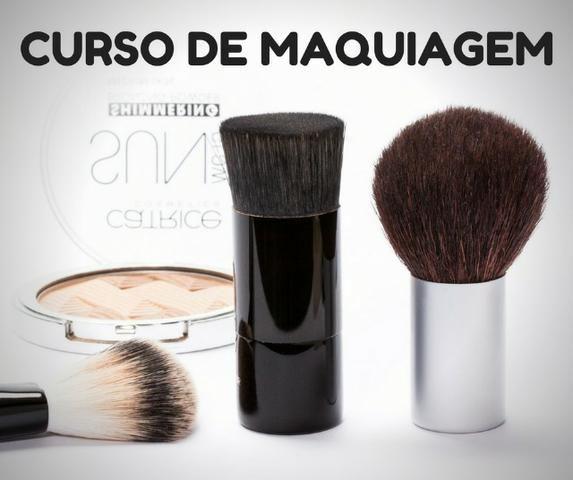 Curso de Maquiagem- Curso online (Com Certificado Garantido)