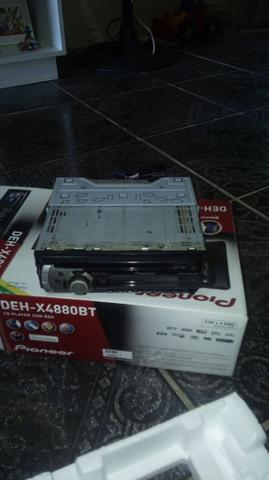 Rádio MP3 pioneer