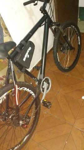 Bicicleta aro 26 mtb