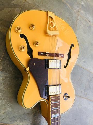 Guitarra condor semiacustica Jc 16