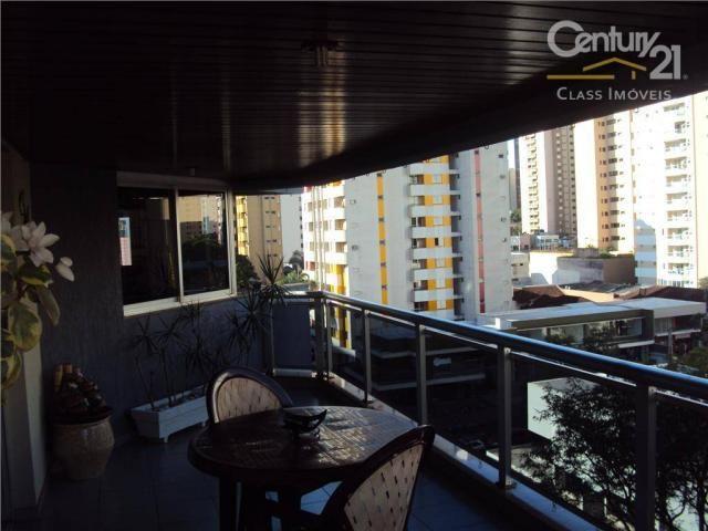 Apartamento com 3 dormitórios à venda, 178 m² - centro - londrina/pr - Foto 12