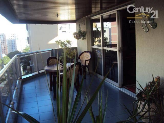 Apartamento com 3 dormitórios à venda, 178 m² - centro - londrina/pr - Foto 10