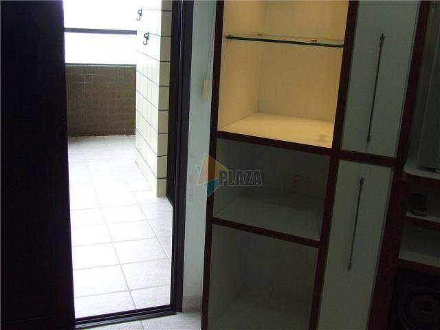 Cobertura com 5 dormitórios para alugar, 600 m² por r$ 4.000,00/mês - tupi - praia grande/ - Foto 7