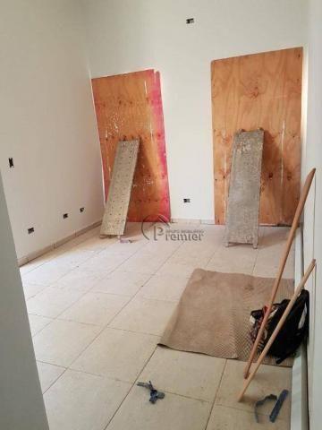 Casa com 2 dormitórios à venda, 54 m² por r$ 250.000 - nova veneza - indaiatuba/sp - Foto 7