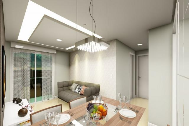 Apartamento 03 quartos(1 suíte) sacada churras. - Foto 5