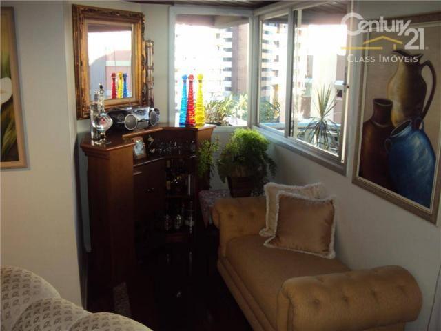 Apartamento com 3 dormitórios à venda, 178 m² - centro - londrina/pr - Foto 5